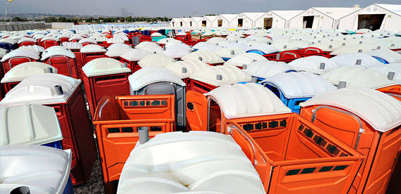 Champion Portable Toilets in Rancho Cordova,  CA